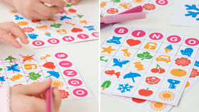 lasten bingo tulostettava