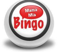 mamma mia bingo