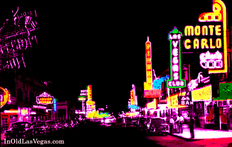 vegas casino background